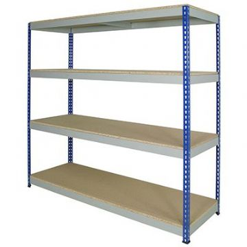 Rivet Industrial Shelving